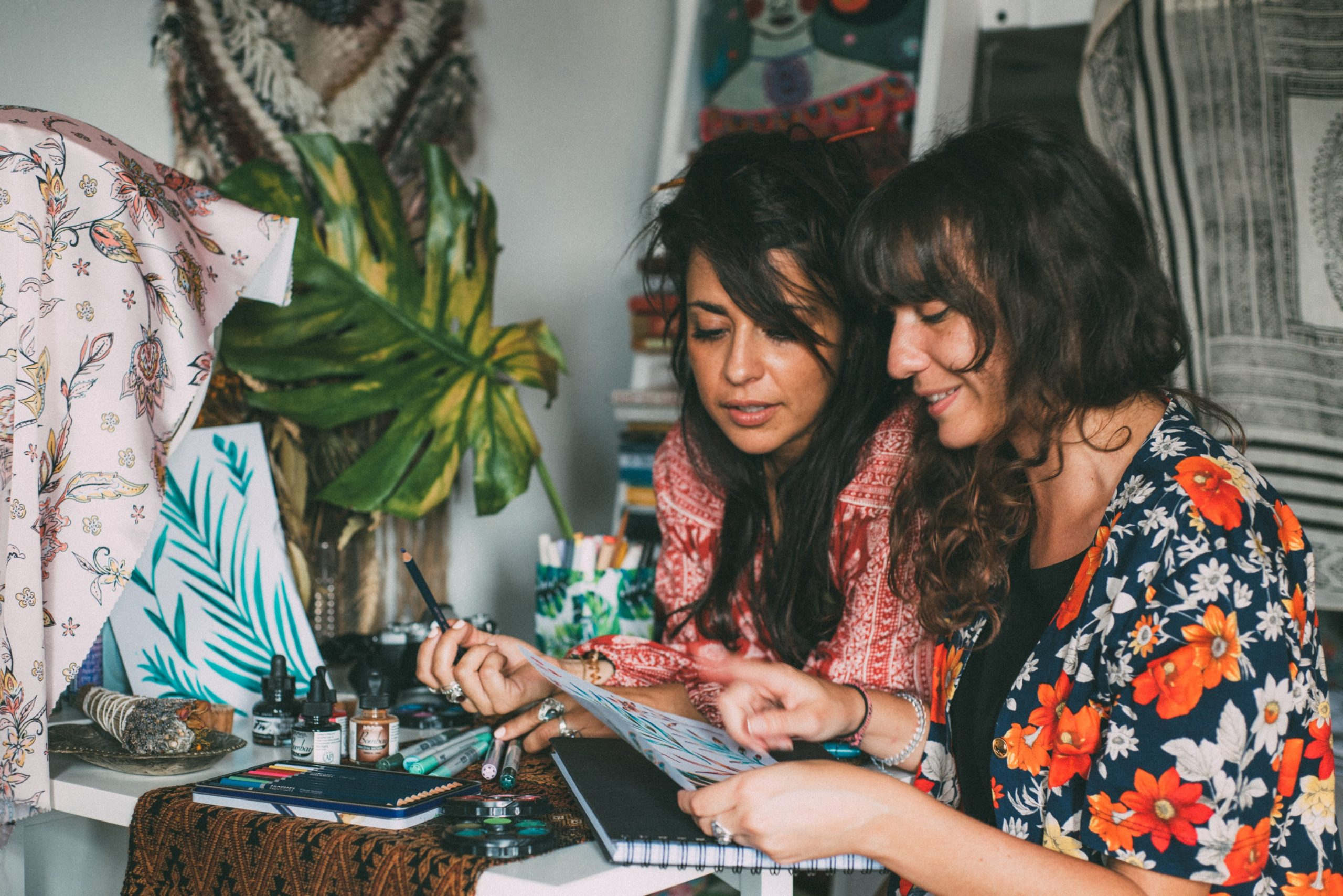 Summer Craft: A Happy Secret For Better Family Time