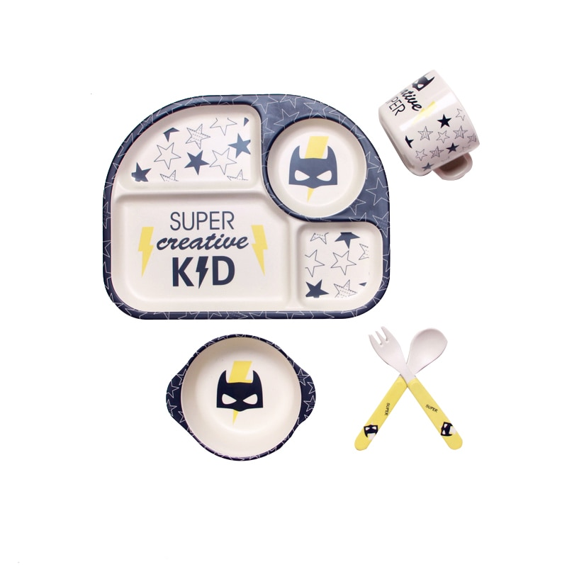 Baby Bowls Kids Feeding Set For New Moms