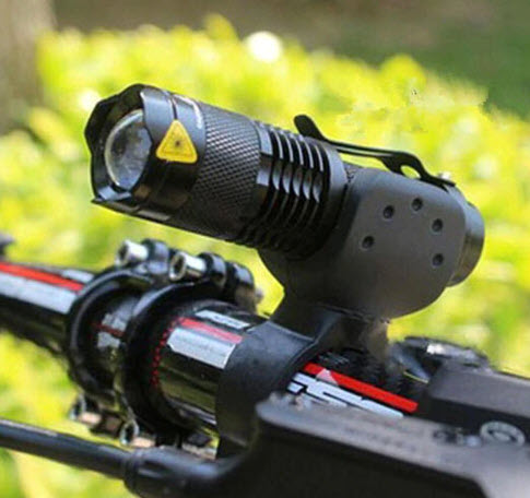 Bicycle Front Flashlight