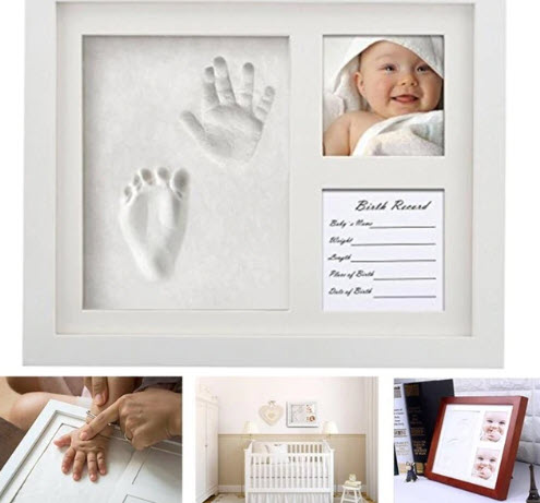 Hand/Foot Imprint Photo Frame